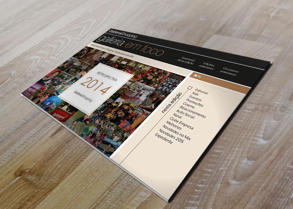 Edição 36 Galleria em Foco